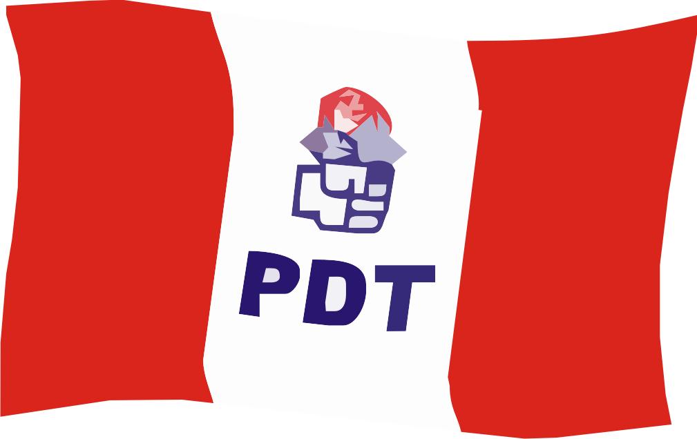 Bandeira PDT