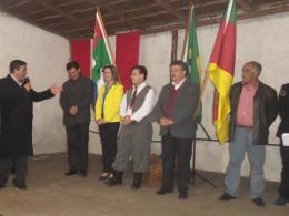 Presidente do PDT RS, deputado Pompeo de Mattos, comemora aniversário em Ijuí