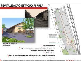 Imagem da Galeria Projeto Revitalização do Armazám da Estação Férrea de Ijuí