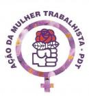 Logo Ação da Mulher Trabalhista
